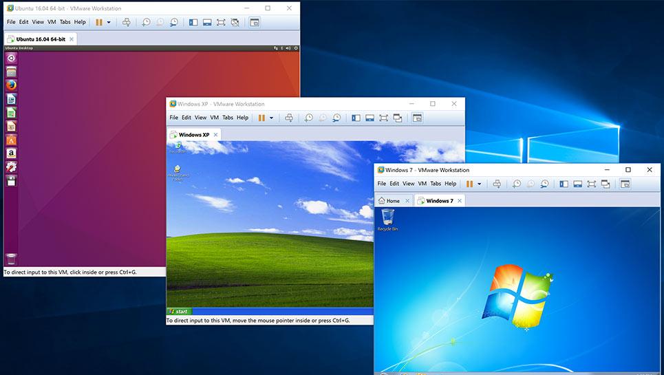 vmware workstation license per user